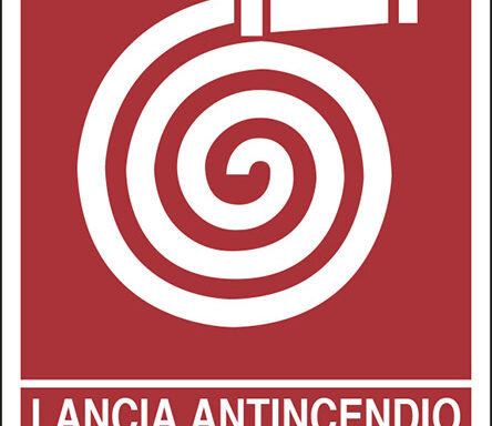 LANCIA ANTINCENDIO IDRANTE