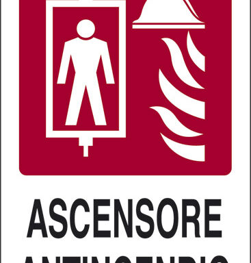 ASCENSORE ANTINCENDIO