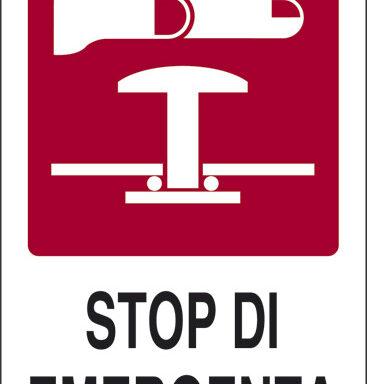 STOP DI EMERGENZA