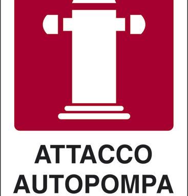 ATTACCO AUTOPOMPA V.F.