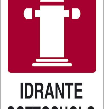 IDRANTE SOTTOSUOLO