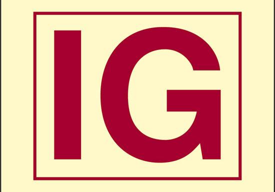 IG (installazione con gas inerte) luminescente