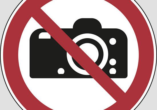 (vietato fotografare)