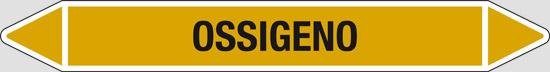 OSSIGENO (gas allo stato gassoso o liquefatto escluso l'aria)