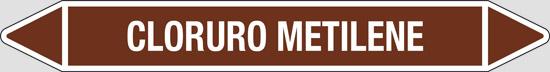 CLORURO METILENE (oli minerali, oli vegetali e oli animali, liquidi combustibili e/o infiammabili)