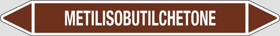 METILISOBUTILCHETONE (oli minerali, oli vegetali e oli animali, liquidi combustibili e/o infiammabili)