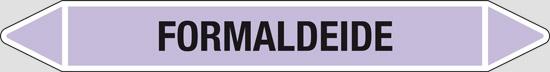FORMALDEIDE (alcali o basici)