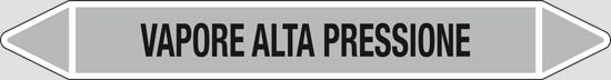 VAPORE ALTA PRESSIONE (vapore a acqua surriscaldata)
