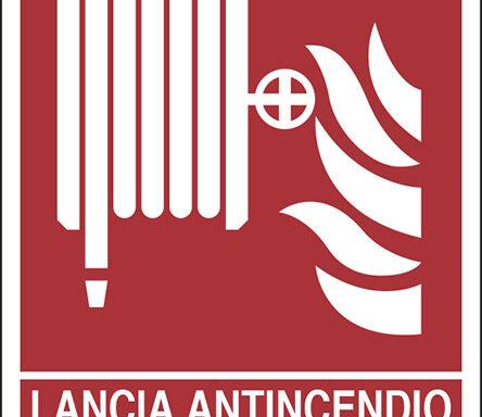 LANCIA ANTINCENDIO NASPO