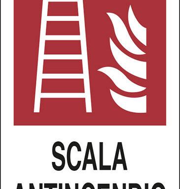 SCALA ANTINCENDIO