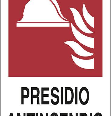 PRESIDIO ANTINCENDIO