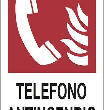 TELEFONO ANTINCENDIO