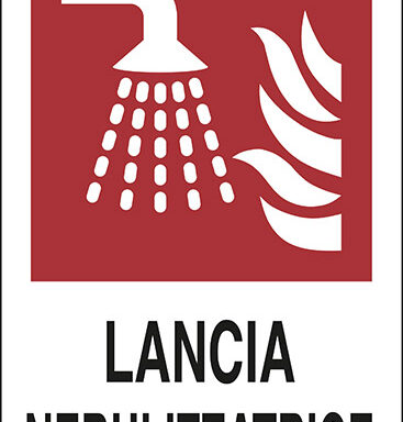 LANCIA NEBULIZZATRICE