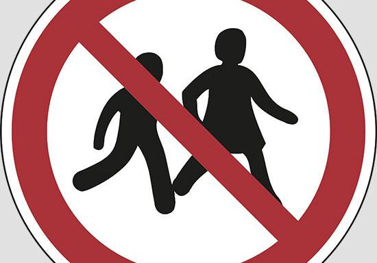 (no children allowed)