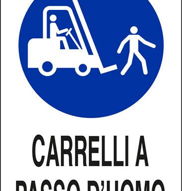 CARRELLI A PASSO D'UOMO