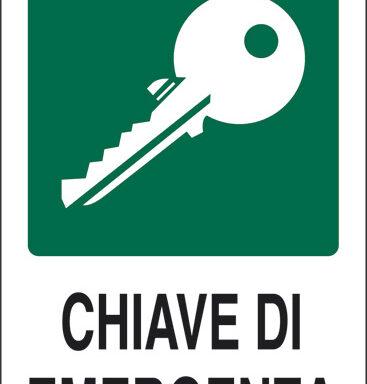 CHIAVE DI EMERGENZA