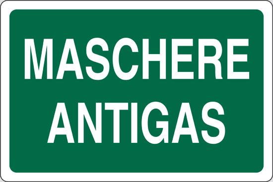 MASCHERE ANTIGAS