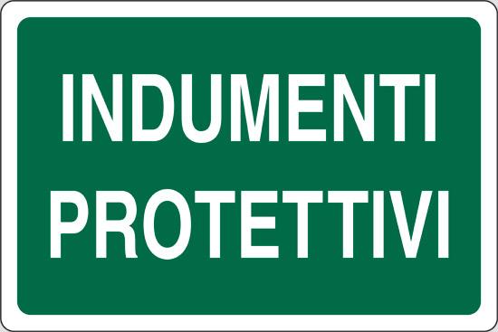 INDUMENTI PROTETTIVI