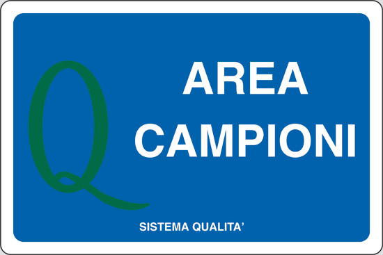 AREA CAMPIONI