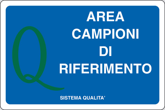 AREA CAMPIONI DI RIFERIMENTO