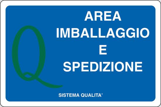 AREA IMBALLAGGIO E SPEDIZIONE