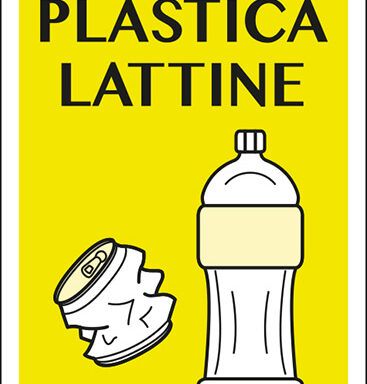 raccolta differenziata PLASTICA LATTINE