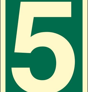 5 luminescente