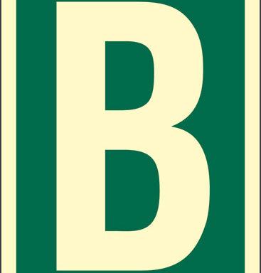 B luminescente