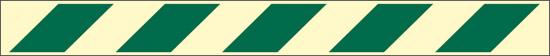 verde (identificazione uscite di emergenza – con antiscivolo) luminescente