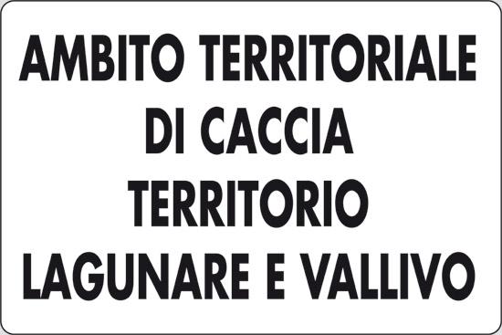AMBITO TERRITORIALE DI CACCIA TERRITORIO LAGUNARE E VALLIVO