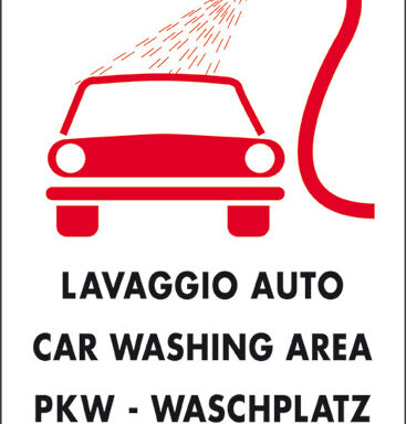 LAVAGGIO AUTO CAR WASHING AREA PKW – WASCHPLATZ LAVAGE DES VOITURES