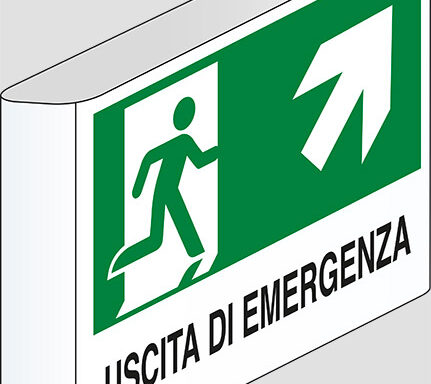 USCITA DI EMERGENZA (scala)