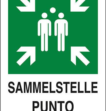 SAMMELSTELLE PUNTO DI RITROVO