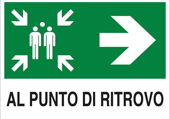 AL PUNTO DI RITROVO