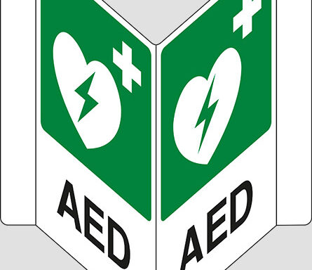 """AED a """"V"""""""