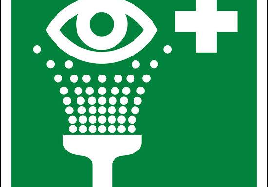 (lavaocchi di emergenza – eyewash station)