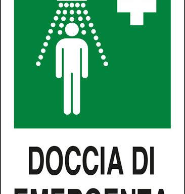 DOCCIA DI EMERGENZA