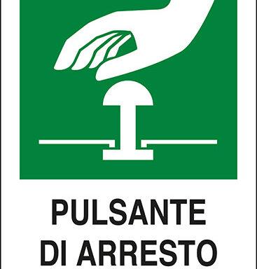PULSANTE DI ARRESTO DI EMERGENZA
