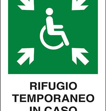 RIFUGIO TEMPORANEO IN CASO DI EMERGENZA