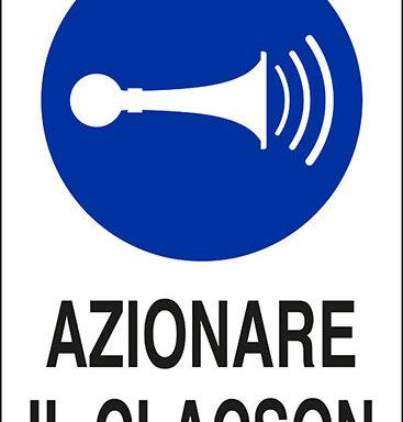 AZIONARE IL CLACSON