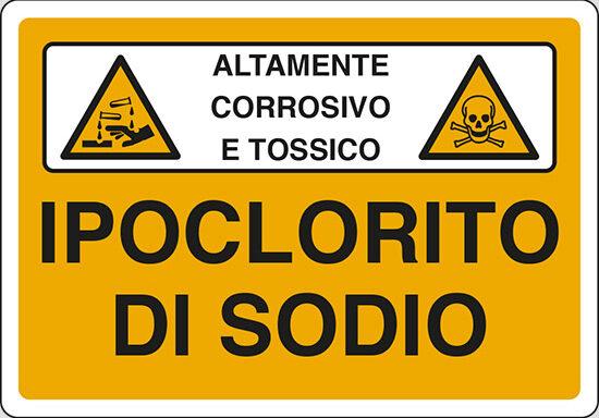 IPOCLORITO DI SODIO