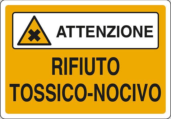RIFIUTO TOSSICO-NOCIVO