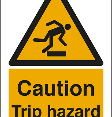 Trip hazard
