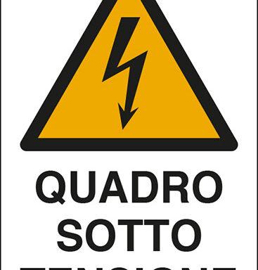 QUADRO SOTTO TENSIONE