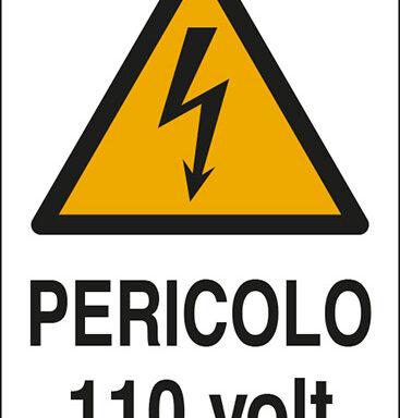 PERICOLO 110 volt