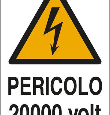 PERICOLO 20000 volt