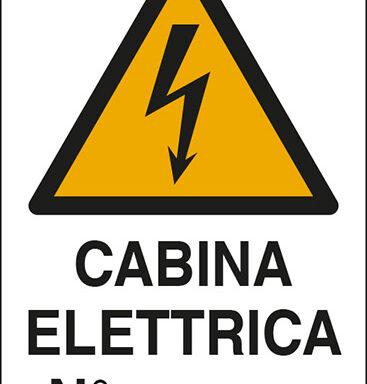 CABINA ELETTRICA N°