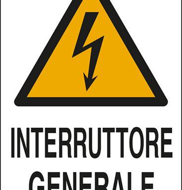 INTERRUTTORE GENERALE