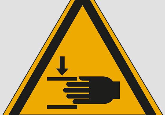 (warning: crushing of hands)