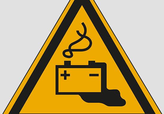 (warning: battery charging)